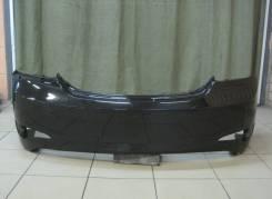 Бампер задний оригинал Hyundai Solaris NEW 2015 [чёрный]