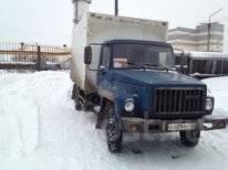 ГАЗ 3307. Продам ГАЗ грузовой фургон, 4 250 куб. см., 4 000 кг.