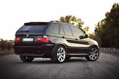 BMW X5. E53, M62 B44
