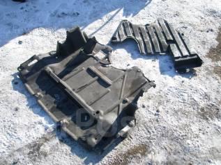 Защита двигателя. Toyota Mark II, JZX110 Двигатель 1JZFSE