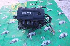 Двигатель в сборе. Toyota: Wish, RAV4, Opa, Allion, Vista Ardeo, Isis, Corolla Fielder, Vista, Premio, Avensis, WiLL VS, Corolla Runx Двигатель 1ZZFE