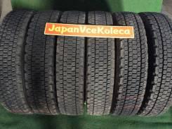 Bridgestone W990. Зимние, без шипов, 2008 год, износ: 5%, 6 шт