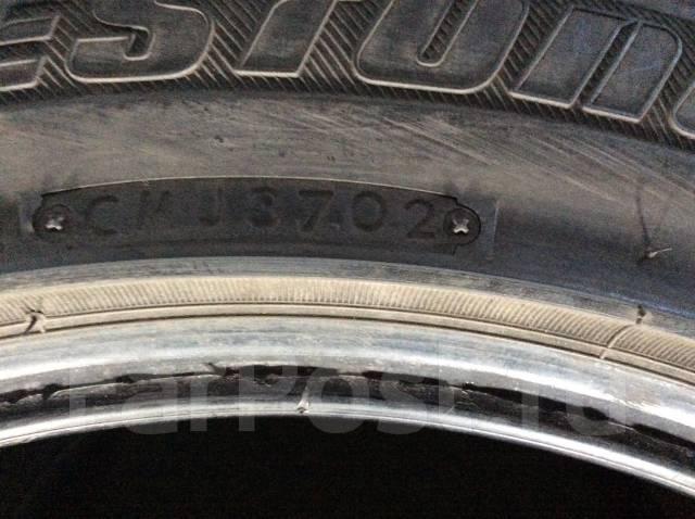 Bridgestone Blizzak MZ-03. Зимние, без шипов, 2002 год, износ: 5%, 4 шт