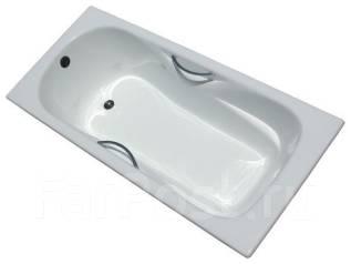 Ванны чугунные.
