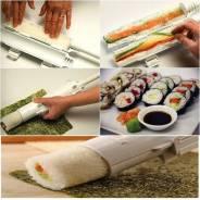 Наборы для суши и роллов.