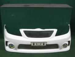 Бампер. Toyota Corolla, ZZE120, ZZE123L, ZZE121, ZZE122, NZE120, ZZE112, ZZE123, NZE121, ZZE124, NZE124, ZRE120 Toyota Corolla Fielder, NZE124, ZZE124...