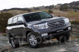Toyota Land Cruiser. 200