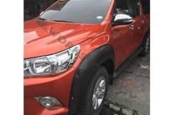 Расширитель крыла. Toyota Hilux Pick Up, GUN125L, GUN126L Toyota Hilux. Под заказ