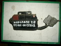 Блок предохранителей. Toyota Corolla, EE106V, EE106 Двигатель 2E