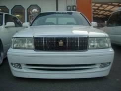 Бампер. Toyota Crown, JZS157, JZS155, JZS153, JZS151 Двигатели: 1JZGE, 2JZGE