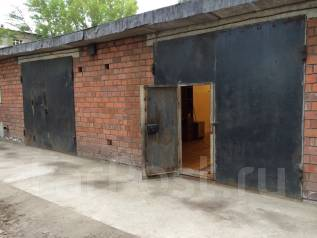 Гаражи капитальные. улица Вокзальная 23, р-н Лененский, 40 кв.м., электричество, подвал. Вид снаружи