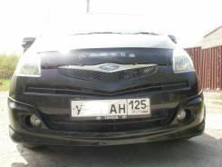 Обвес кузова аэродинамический. Toyota Ractis. Под заказ