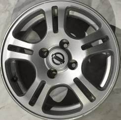 Nissan. 5.5x14, 4x100.00, ET45, ЦО 60,0мм.
