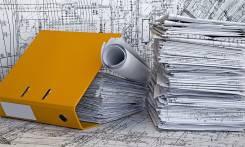 Подготовка исполнительной документации по общестроительным работам