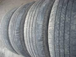 Bridgestone Dueler H/T 684II. Всесезонные, 2011 год, износ: 50%, 4 шт