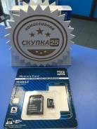 MicroSDHC. 8 Гб
