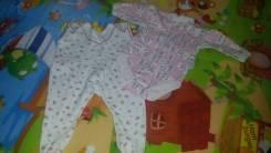 Вещи для дочурки. Рост: 50-60, 60-68 см