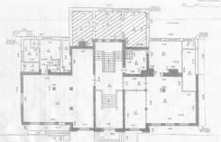 Аренда помещений. 83 кв.м., улица Дзержинского 34, р-н Центральный. План помещения