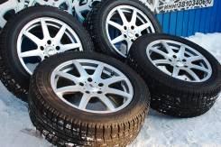 138246 Идеальный комплект колес BMW X3 c шинами, как новый. Из Японии. 8.0x17 5x120.00 ET35