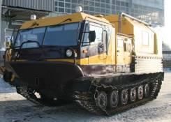 Четра. Вездеход ТМ-130, 1 800 куб. см., 3 000 кг.