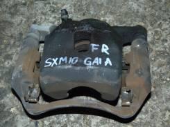 Суппорт тормозной. Toyota Ipsum, SXM10, SXM10G, SXM15G, SXM15 Toyota Gaia, SXM10, SXM15G, SXM10G, SXM15 Двигатель 3SFE