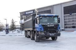 Scania P. Продам самосвал Scania Р 400 8X4 2015 года, 13 000 куб. см., 33 000 кг.