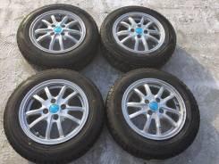 """165/70 R14 Dunlop DSX-2 литые диски 4х100. 5.5x14"""" 4x100.00 ET47"""