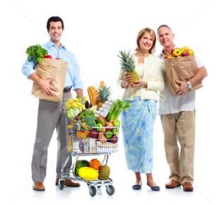 Продам готовый бизнес, продовольственный магазин самообслуживания.