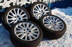 138404 Оригинал Toyota Majesta R17 с зимними Dunlop. 7.0x17 5x114.30 ET45