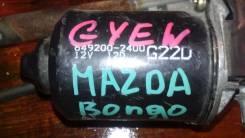 Мотор стеклоочистителя. Mazda Bongo Mazda Atenza Sport, GG3S, GGES, GY3W, GYEW Mazda Atenza, GGES, GG3S, GG3P, GYEW, GGEP