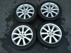 138574 Превосходный зимний комплект колес 5*100 с шинами. 7.0x17 5x100.00 ET50