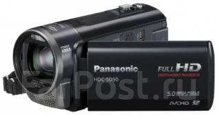 Panasonic HDC-SD90. 8 - 8.9 Мп