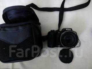 Nikon Coolpix L120. 15 - 19.9 Мп, зум: 14х и более