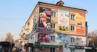 2-комнатная, улица Некрасова 92. центр, частное лицо, 43 кв.м. Дом снаружи