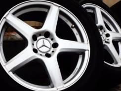 Mercedes. 7.5x17, 5x112.00, ET37