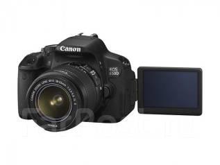 Canon EOS 650D. 15 - 19.9 Мп, зум: 5х