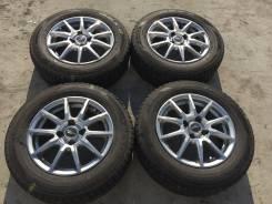 175/70 R14 Dunlop DSX-2 литые диски 4х100. 5.5x14 4x100.00 ET48