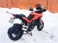 Ducati Multistrada 1200 S Touring. 1 200 куб. см., исправен, птс, с пробегом