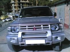 Бампер. Mitsubishi Pajero, V46W, V26WG