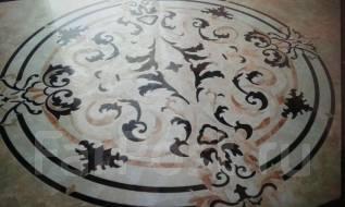 Укладка керамогранита, кафельной плитки