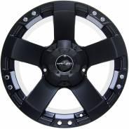 Sakura Wheels R9136. 9.0x18, 5x139.70, 5x150.00, ET30, ЦО 100,5мм.