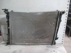 Радиатор охлаждения двигателя. Kia Magentis Двигатель G4KD