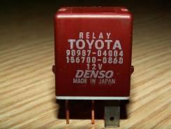 Реле вентилятора кондиционера Toyota Allion, AZT240, 1Azfse. Toyota: Alphard, Rush, Avalon, Opa, Gaia, Ractis, Fortuner, Voltz, Land Cruiser, Sequoia...