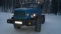 Урал 44202. Продается седельный тягач с полуприцепом Нефаз 9334-10, 11 150 куб. см., 23 000 кг.