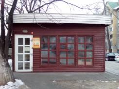 Торговый павильон. 15 кв.м., улица Нагишкина 1, р-н Центральный. Дом снаружи