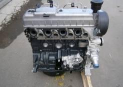 Двигатель в сборе. Hyundai Galloper