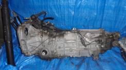 Механическая коробка переключения передач. Subaru Legacy, BE5