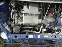 Двигатель. Toyota Vitz, SCP10 Toyota Yaris, SCP10 Toyota Echo, SCP10 Toyota Platz, SCP11 Двигатель 1SZFE