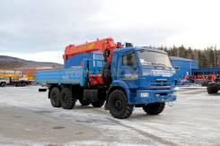 Камаз 43118 Сайгак. Камаз 43118 с кму 7 тон Palfinger ИТ-180, 10 000 куб. см., 12 000 кг.