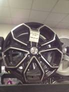 NZ Wheels F-15. 6.0x15, 4x100.00, ET50, ЦО 60,1 мм.